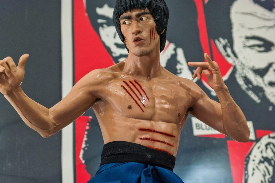 Blunt Graffix - Bruce Lee