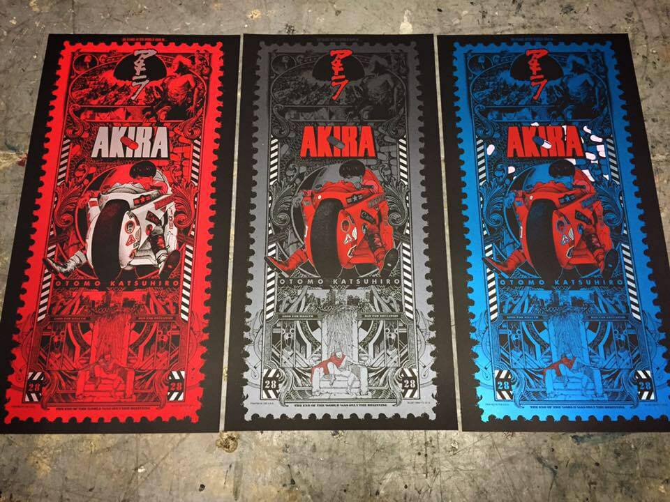 Akira 3 color