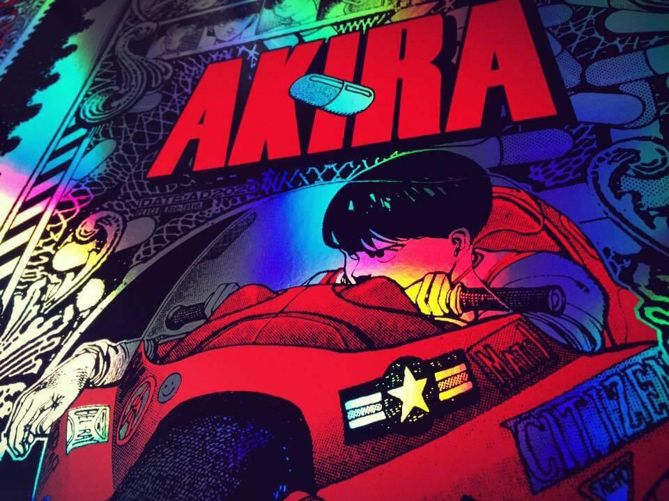 Akira close detail