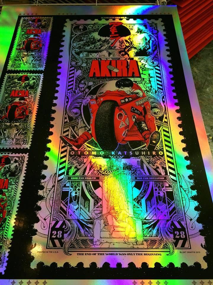 Akira foil