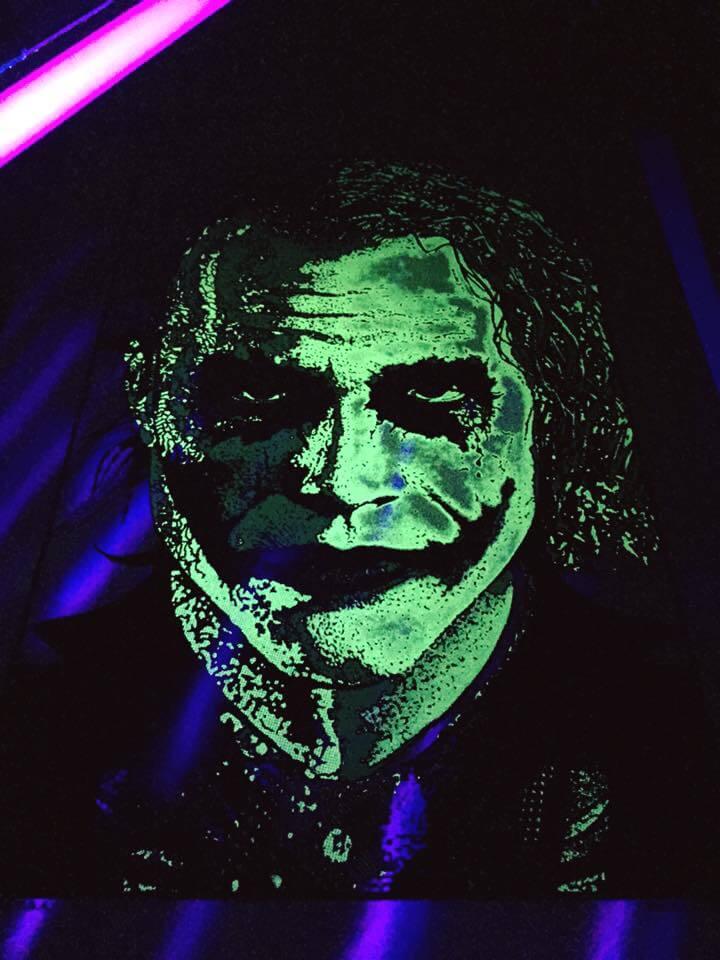 Joker glow