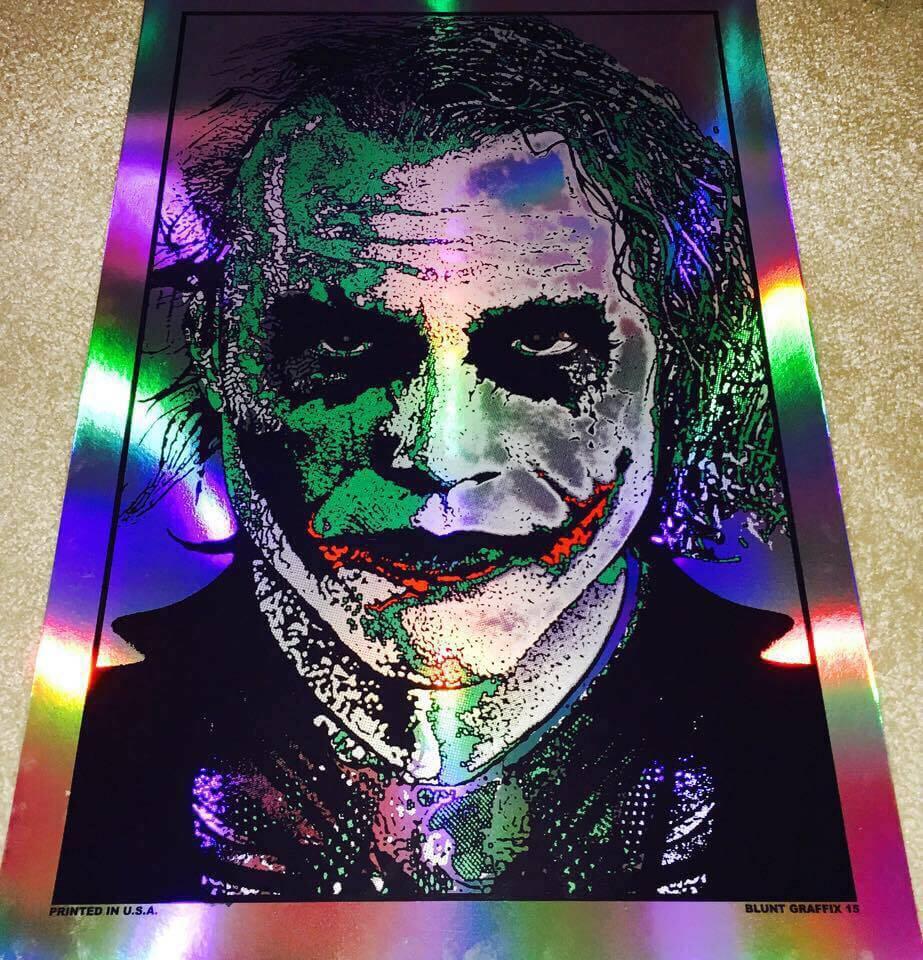 Joker rainbow