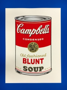Blunt Graffix Campbells Soup - Blunt