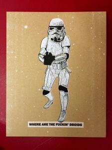 Trooper Effin Droids