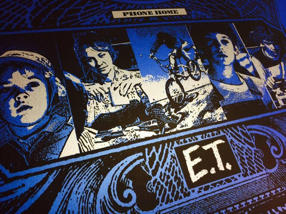 E.T. details