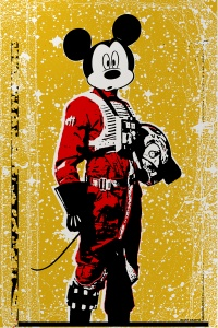 mickey skywalker