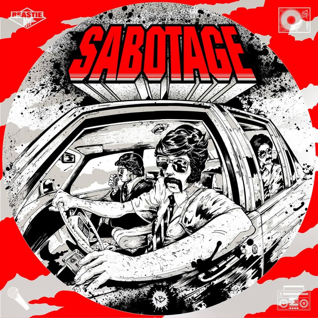 Sabotage By Artist Beery Method